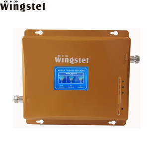 Wireless Cellular GSM 900MHz Cell Phone Signal Booster 2G 3G 4G Tri band car signal booster china amplifier manufacturer