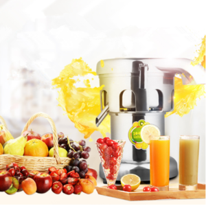 With CE Approval Electric Multifunctional Stainless Steel Commercial Juicer Machine Juice Extractor