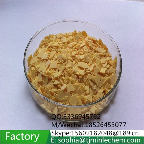 Low iron sodium sulfide na2s 30ppm for reducing agent