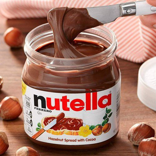 Chocolate Cream Nutella