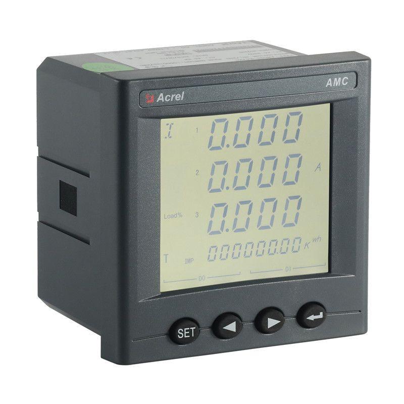 Acrel 300286.SZ AMC96L-E4/KC 3P3W 3P4W  multifunction harmonic energy meter with CE approval