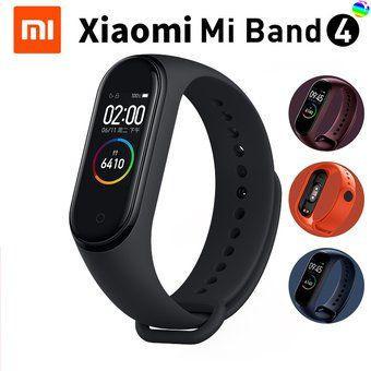 Wrist Band Mi Band 4 Smart Watches