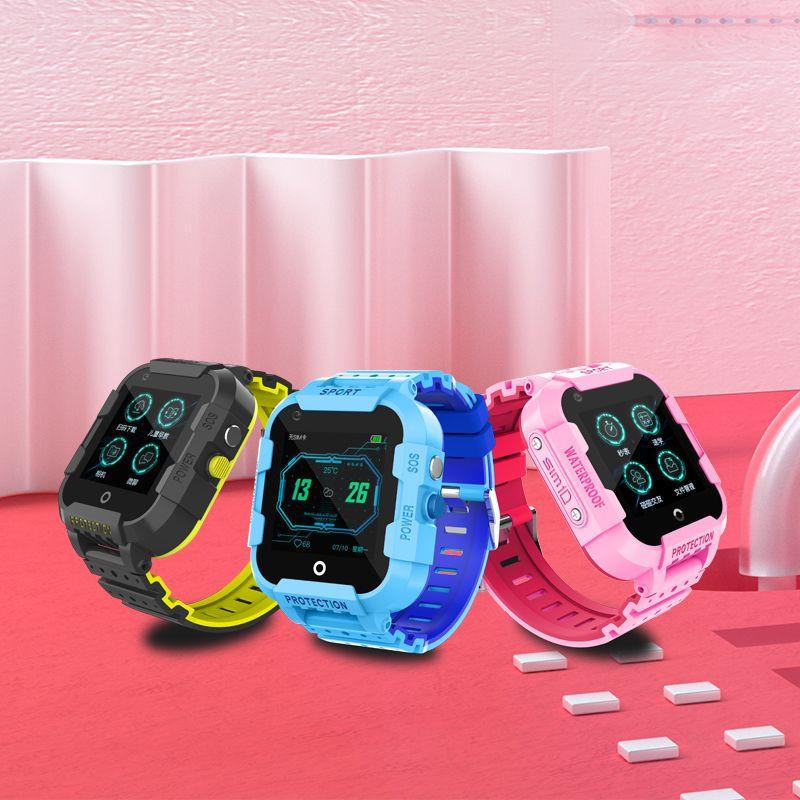 4G Network Children's Smart Watch