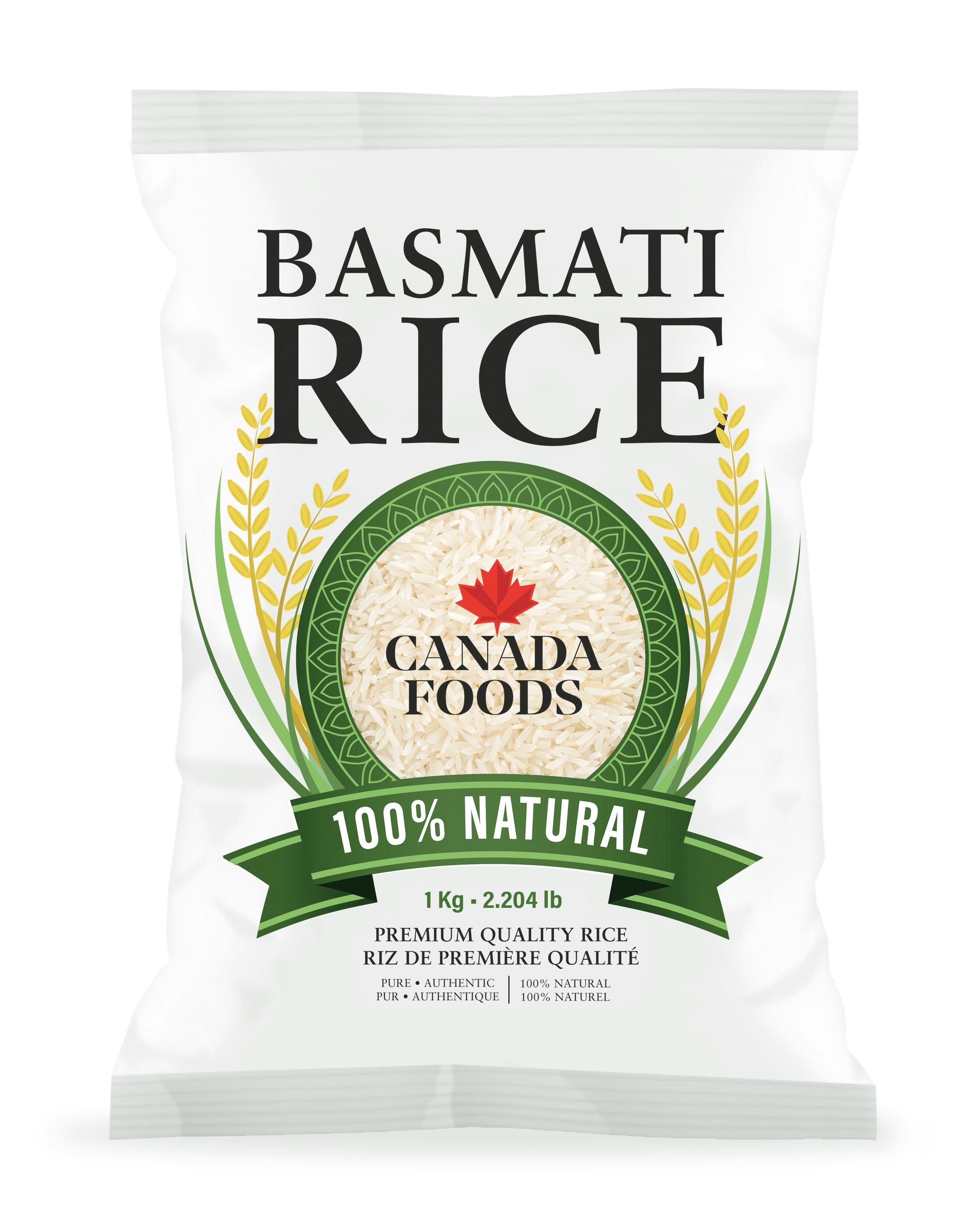 Premium Quality Basmati Rice - 1 Kg