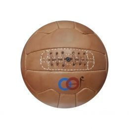Leather hand ball