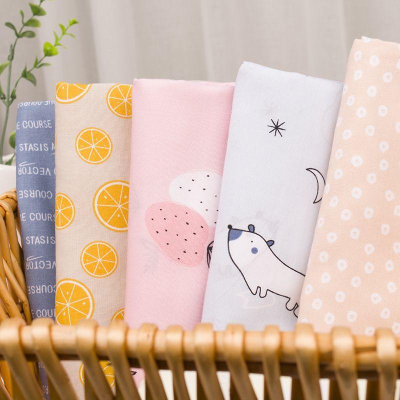 Rayon Printed Fabric For Cloth