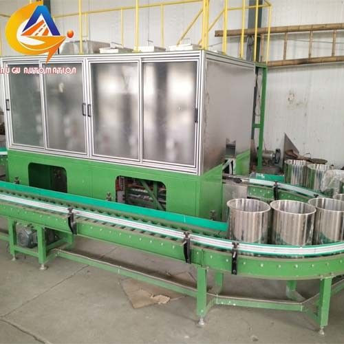 Rubber Product Processing Automatic Bacthing Machine