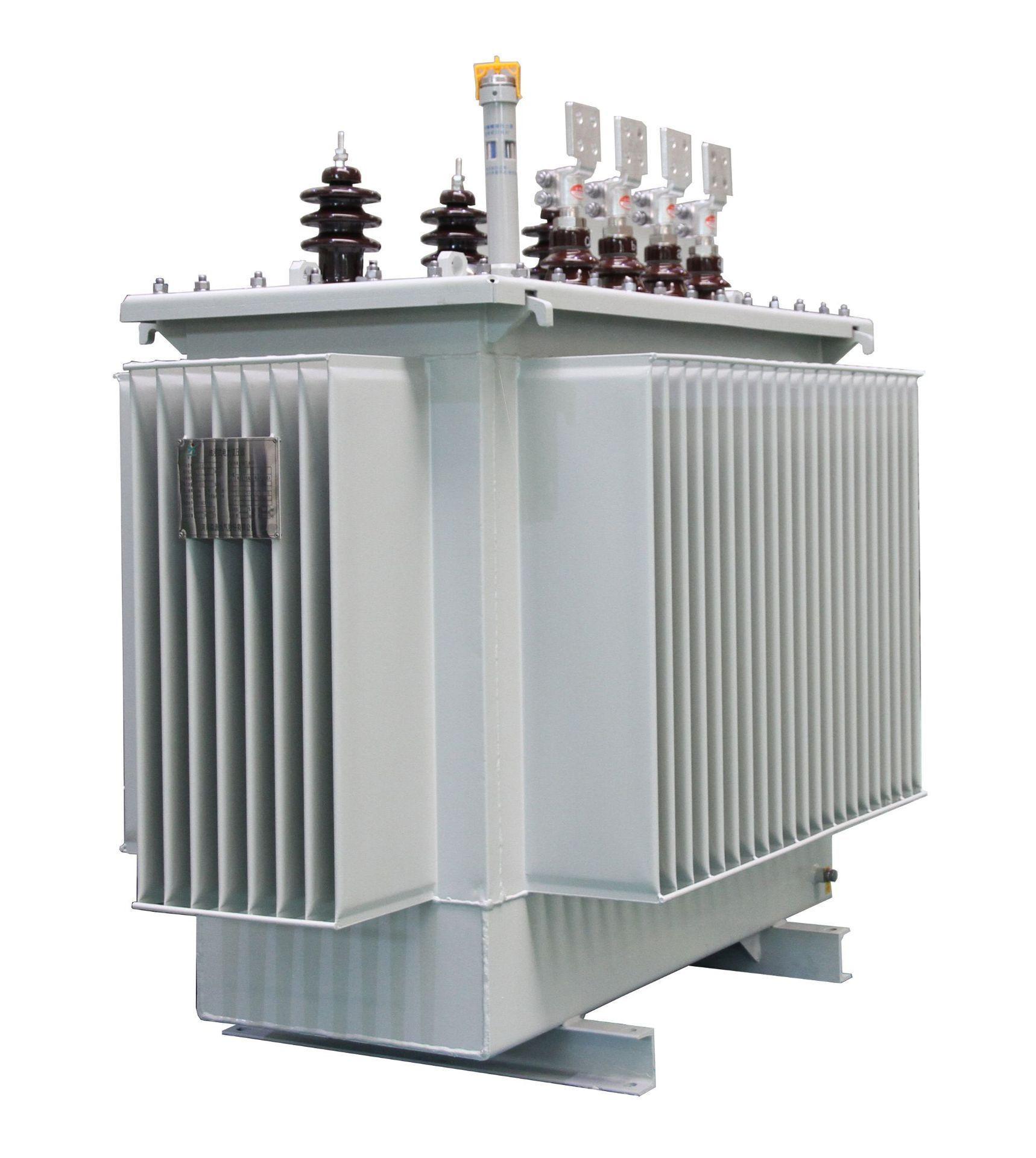 Power Supply 6.6kv, 11kv 22kv 33kv to 0.4kv Oil-Immersed Transformer
