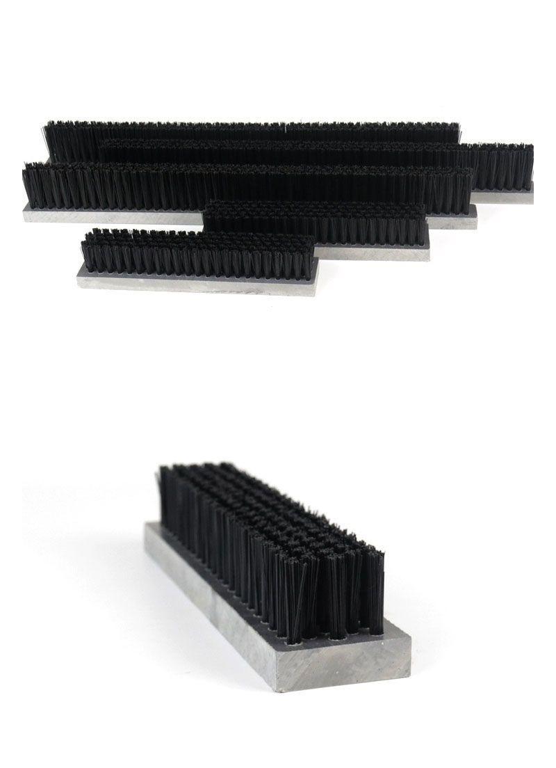 Industrial Wooden Plastic Panel PlateLath Brush