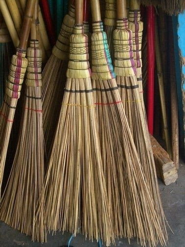 Coconut Broom Stick