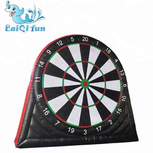 4m/5m/6m Inflatable Football Dart Board, Inflatable Football Dart Game, Inflatable Football Toss for Sale