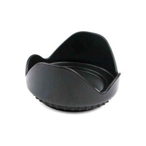 ABS Plastic Camera Lens Hood ,CNC Aluminum Lens Adapter Hood