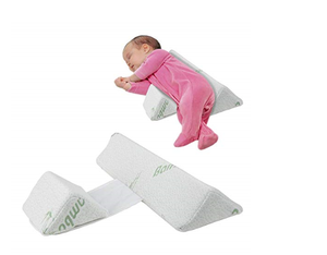 Adjustable Width Pure Cotton Pillowslip Memory Foam La almohada Newborn Baby Side Sleep Pillow