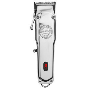 All metal Cordless Stylists adjustable barber salon cutter Barbers Professional hair trimmer for man