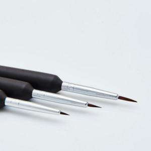 Cake Tool 1 pack=3 pc 15G Fine Brush pen Icing Cake Decorating SUGARCRAFT DECORATING BRUSH MODELLING FONDANT TOOL