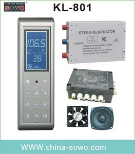 Capacity easy use steam generator KL-801