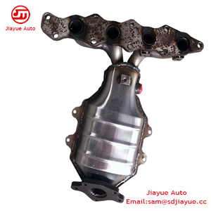 Catalytic converter car parts zotye for exhaust system