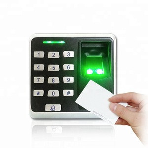 Cheap Biometric Door Lock Fingerprint Scanner Access Control Keypad