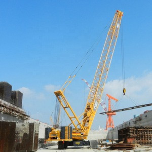 Crawler crane XGC400 for sale, 400t crane machine
