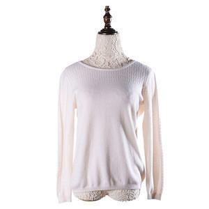 Custom Mongolian Luxury Wholesale Erdos Women 100% Cashmere Sweater