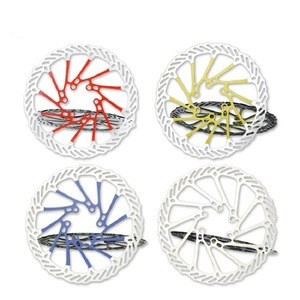Customized Colored Cycling Accessories  Mechanical Mountain Bicycle Disc Brake