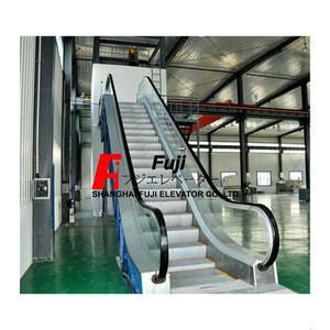 Economic Good Price  Japan FUJI Escalator Outdoor Electric Residential Escalator Chinese Travelator Cheap for sale