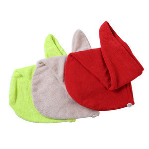 Factory direct supply- hair dry towel bath cap
