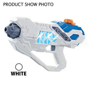 Flash Light Battery Operated Water Gun Toys 450mL water capacity water gun