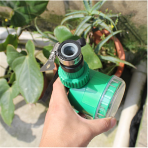 Garden drip irrigation timer for water irrigation