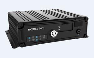 HB-SV03C school bus 4ch sd card mobile dvr with on-board video surveillance bus CCTV car dvr FCC E-mark