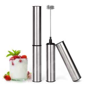 High Quality Handheld Electric Drink Mixer Kitchen Milk Frother Coffee Frother