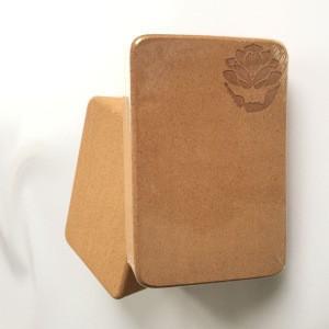 Hot Selling Exercise Organic Natural Cork Yoga Block