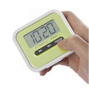 Lixsun LCD Magnetic Digital Kitchen Countdown Timer