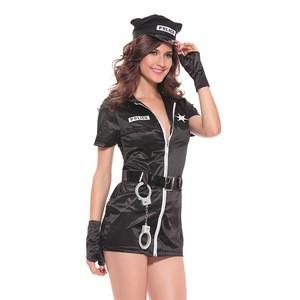 Lynmiss Naughty Game Uniform Night Clubwear Halloween Cop Cosplay Costume Sexy Costume Adult Cosplay