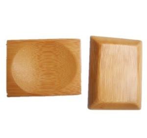 Mini Bamboo Sushi Plate, Cake Plate