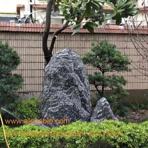 Natural Stone Rockeries Garden Landscape Boulders Decorative Garden Stone