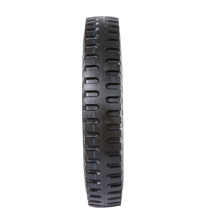 Import New design 6.00 7.00-16  India DEEP pattern LUG tires from China