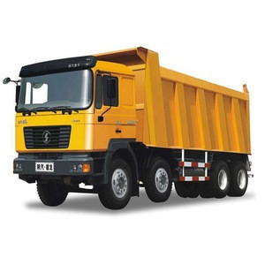 New SHACMAN F3000 6x4 mack dump truck
