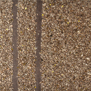 New Stone Art Light Brown Vermiculite With Golden Glitter Wallpaper,luxury and Modern Style For Walls Decoration