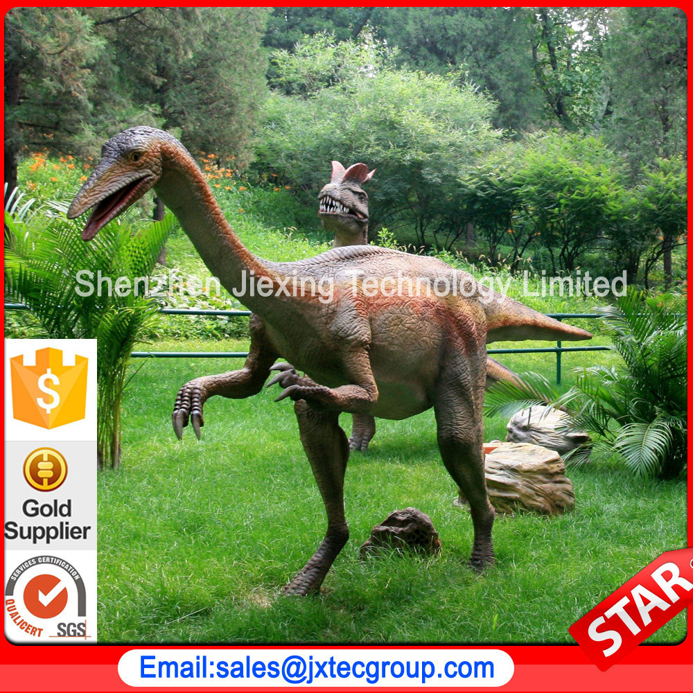 Oem cheap promotional giant t rex model life-size robotic dinosaur jurassic park animatronic dinosaur