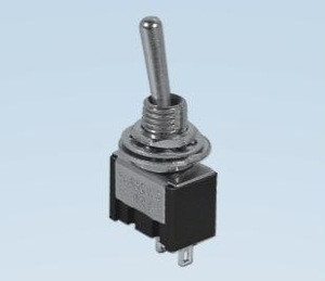 ON-OFF miniature toggle switch MTS-101