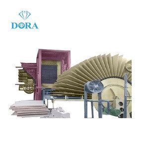 Particle board line equipment/complete chipboard making machinery/auto particle board production line