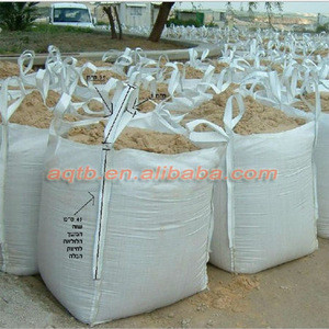 pp woven sand packing ton bag