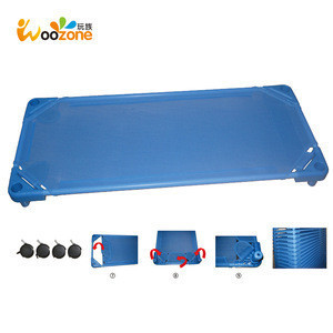 Preschool sleeping portable toddler bed kids daycare cots for sale