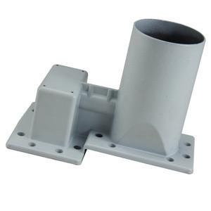 Quality Assurance Dual Feed Horn For C Band Single Polarity LNB