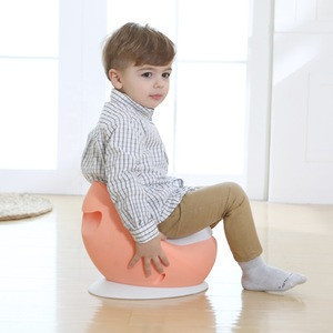 Simple portable baby toilet seat training potty chair