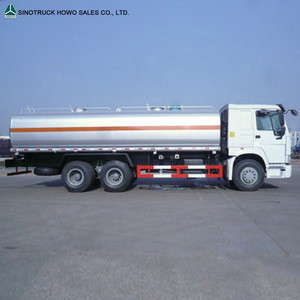SINOTRUK HOWO 6x4 Fuel tank truck specifications and Oil tanker Truck Price