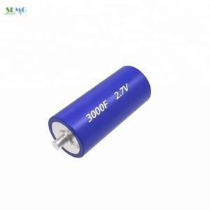 Super capacitor ultracapacitor 3000f,screw terminal, super capacitor