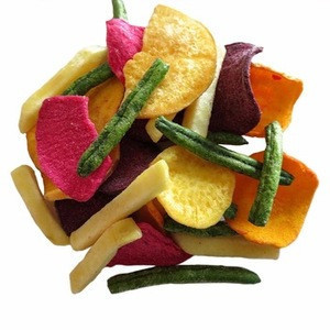 Vegetable and fruit chips  machine Crispy and healthy snacks