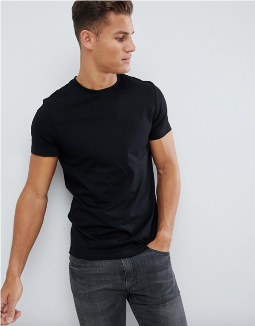 Men's Round Neck Tshirts